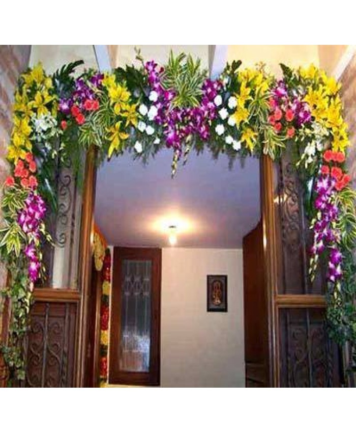 Wedding stage flower decoration in coimbatore india for Decoration images