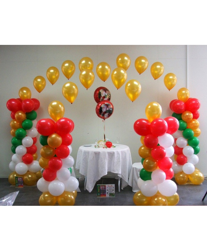 Birthday party for balloon for Balloon decoration in coimbatore