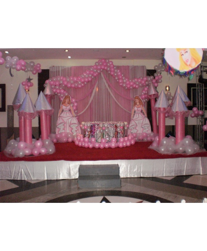 Choose Balloon Models For Birthday Party Decoration