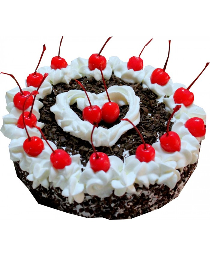 Black Forest Cake Half Kg Send To Coimbatore