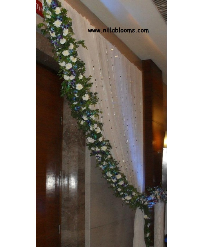Wedding Stage Decoration Model 7