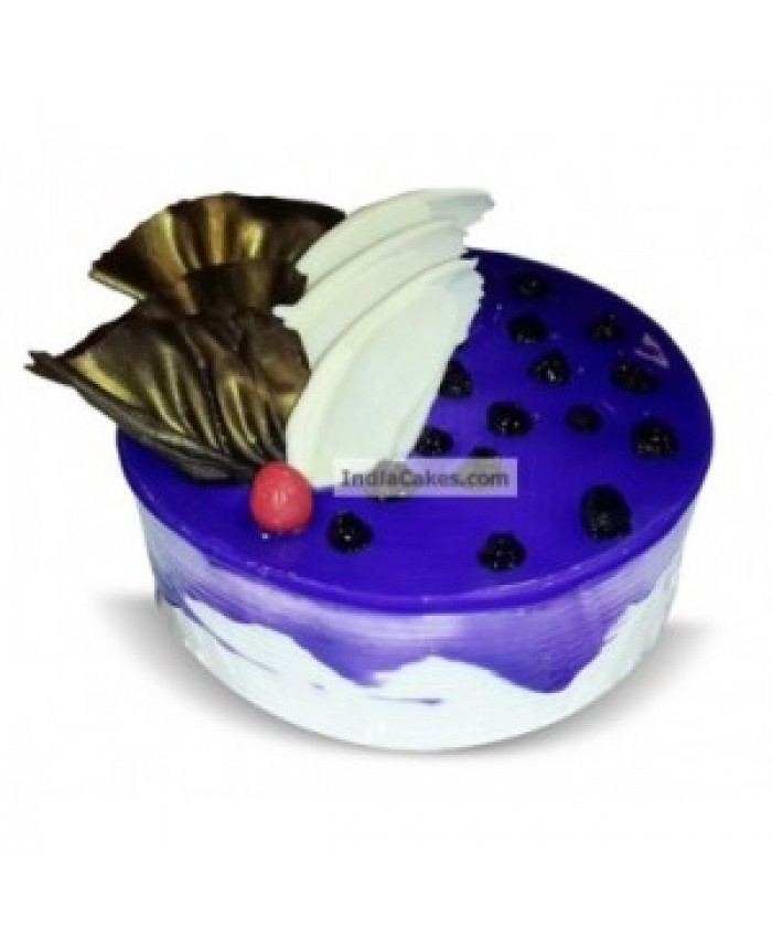 Blueberry cake one kg